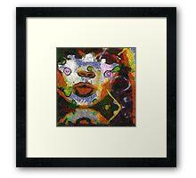 Kuss Framed Print