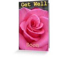 Get Well Soon (Card) Greeting Card