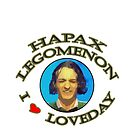 Hapax legomenon #2 by appfoto