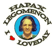 Hapax legomenon #2 Photographic Print