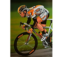 Mark Cavendish Painting Photographic Print