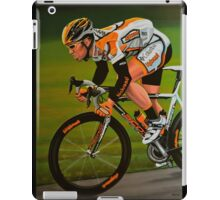 Mark Cavendish Painting iPad Case/Skin