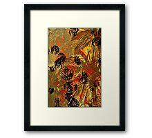 PALMEN Framed Print