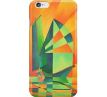 Chinese Junk Sails at Sunrise iPhone Case/Skin