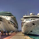 Kuşadası Cruise Terminal by Tom Gomez
