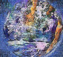 Hallo Welt by Roland Richter