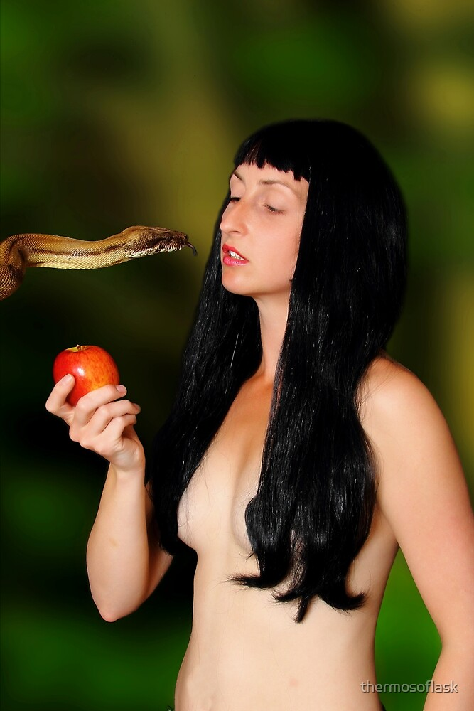 The Temptation of Eve, by thermosoflask