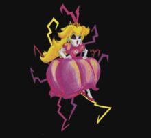 Princess Peach One Piece - Long Sleeve