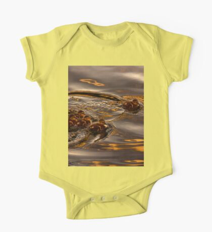 Baby ducklings One Piece - Short Sleeve