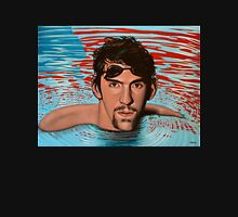 Michael Phelps painting Unisex T-Shirt