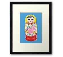 Matryoshka  Framed Print