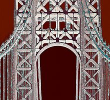 Leaving New York by RC deWinter