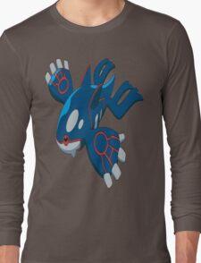 Kyogre Long Sleeve T-Shirt