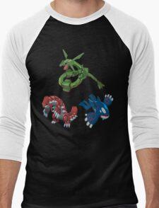 Weather Trio Men's Baseball ¾ T-Shirt