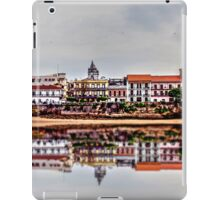 Reflections of the Old Quarters in Panama iPad Case/Skin