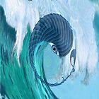 SWAMI - Inertia EP 14X17 Poster by RAMSKULL