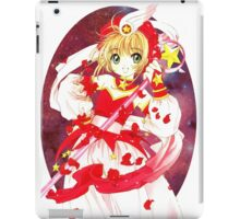 Cardcaptor Sakura Red Galaxy iPad Case/Skin