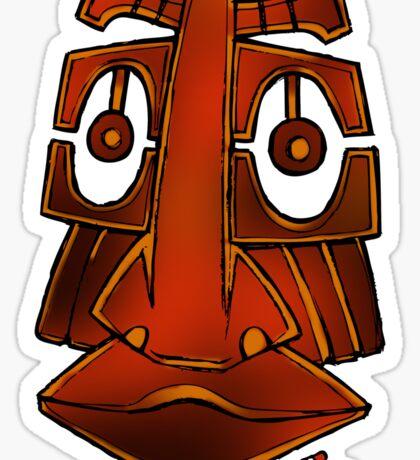 Totem face Sticker