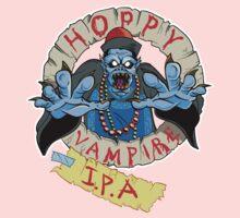 Hoppy Vampire IPA - Wild Pub Crawl Edition Kids Tee