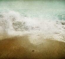 Beside the Sea I by Sharon Johnstone