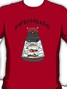 dalek -refrigerate T-Shirt