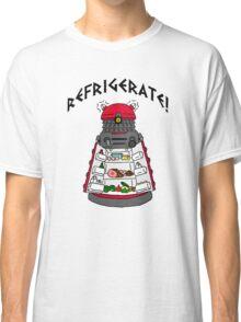 dalek -refrigerate Classic T-Shirt