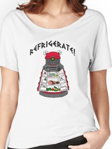 dalek -refrigerate Women's Relaxed Fit T-Shirt