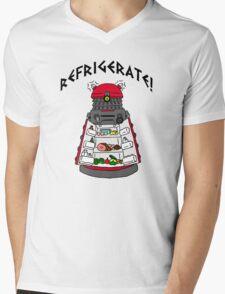 dalek -refrigerate Mens V-Neck T-Shirt