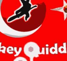 Turkey Quidditch  Sticker