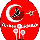 Turkey Quidditch  by Isaac Novak