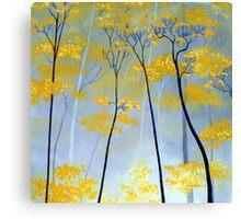 GOLDEN TOPS Canvas Print