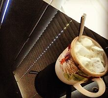cappuccino in the clouds ~.  by Laceyjos