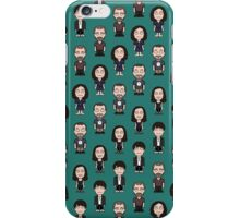 Repeating Souvenir Gang iPhone Case/Skin
