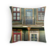 Windows & Doors Throw Pillow