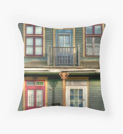 Windows & Doors Throw Pillow