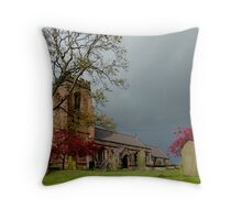 St James the Great Throw Pillow