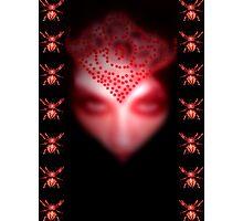 Spider Queen Photographic Print