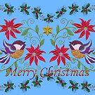 Merry Christmas 2015 by Dulcina