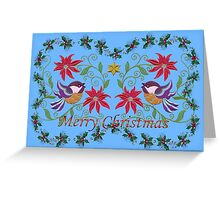 Merry Christmas 2015 Greeting Card