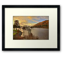 Loch Tay View Framed Print