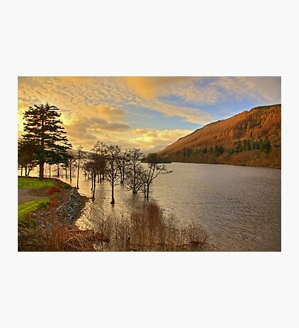 Loch Tay View Photographic Print