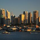 City of Sydney by Anton Gorlin