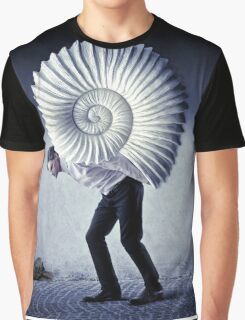The Weight of Life Graphic T-Shirt