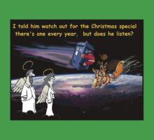 Christmas Traffic at 92,000 feet One Piece - Short Sleeve