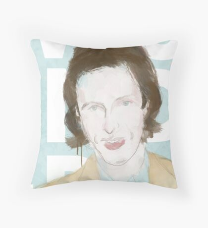 Wes Throw Pillow