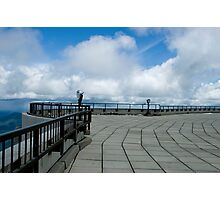 Observation Tower Photographic Print