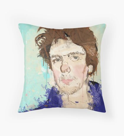 Gondry Throw Pillow