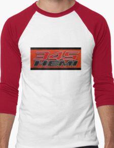 345 HEMI TeeShirt Men's Baseball ¾ T-Shirt