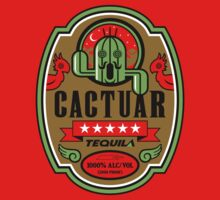 CACTUAR TEQUILA One Piece - Long Sleeve