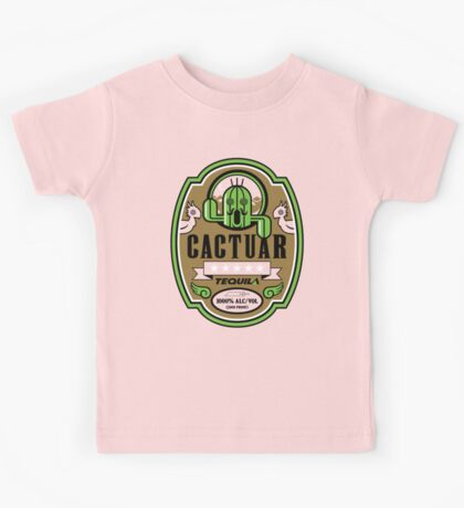 CACTUAR TEQUILA Kids Clothes